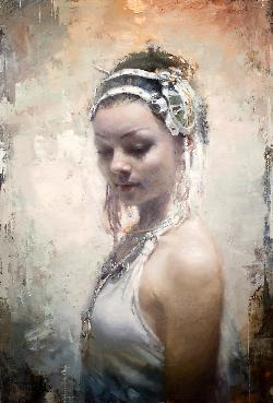 Retrato, Jeremy Mann